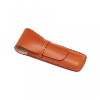 レザーペンケース|鞄いたがき