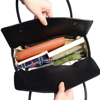 レザーハンドバッグ|B.stuff ビースタッフ2