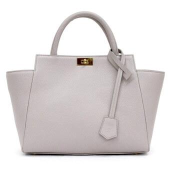 イタリアンシュリンクレザーハンドバッグ|グランクレエ