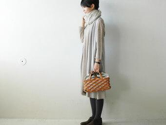 レザーメッシュトートバッグ|TEHA'AMANA(テハマナ)2