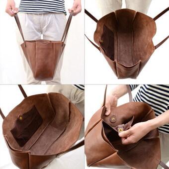 ハンドバッグ 手提げ4|eureka leather craft2