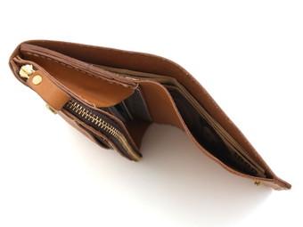 小型の二つ折り財布|HERZ(ヘルツ)2
