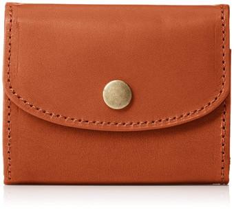 栃木レザー 三つ折り財布|luminio(ルミニーオ)