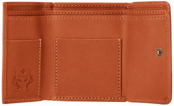 栃木レザー 三つ折り財布|luminio(ルミニーオ)2