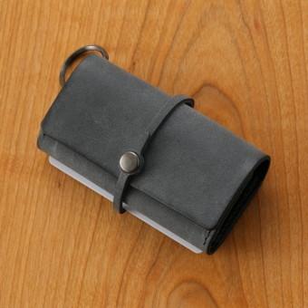 キー付きミニ財布|safuji