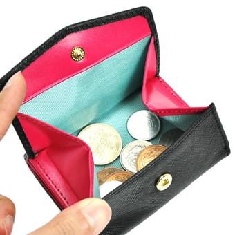 アンサンブル三つ折り財布|フレームワーク2