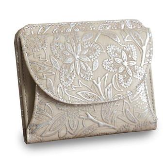 クレアレザー二つ折り財布|Arkan
