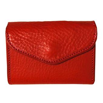 クランプ 三つ折り財布| 池之端銀革店