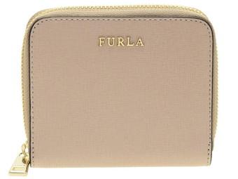 BABYLON ラウンドファスナー二つ折り財布|フルラ