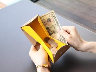 ハンモック財布|Cartolare2