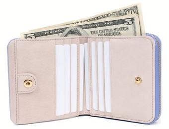 トリック 二つ折り財布|Artisane josse2
