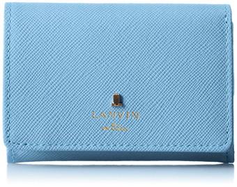 リュクサンブール三つ折り財布|ランバンオンブルー