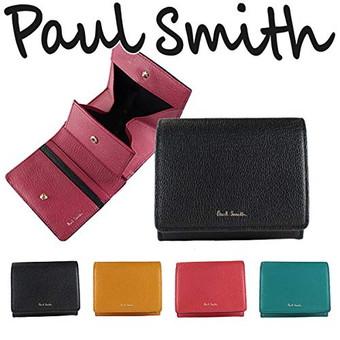 三つ折り財布|ポールスミス