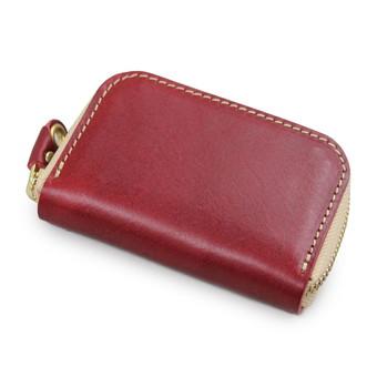ZIPミニ財布|ポルコロッソ